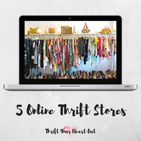 5 Online Thrift ShoppingSites